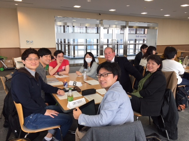 Hitotsubashi University round table