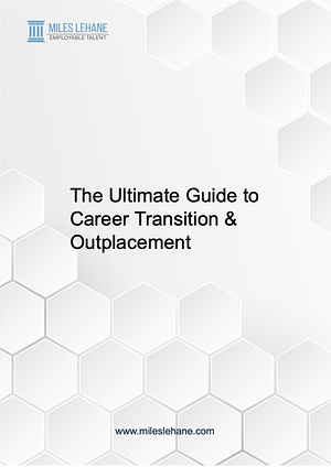 The Ultimate Guide to Career Transition & Outplacement Cover