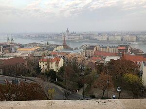 Budapest River View