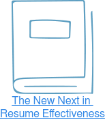 The New Next in Resume Effectiveness